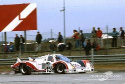#13 Primagaz Team Cougar, Cougar C12 Porsche: Alain de Cadenet, Yves Courage, Pierre-Henri Raphanel