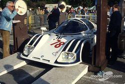 #78 Ecurie Ecosse, Ecosse C285 Ford