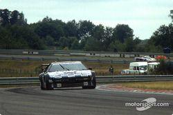 #111 MK Motosport BMW M1: Pascal Witmeur, Jean-Paul Libert, Michael Krankenberg