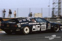 #111 MK Motosport, BMW M1: Pascal Witmeur, Jean-Paul Libert, Michael Krankenberg