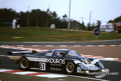 #61 Kouros Racing Team, Sauber C8 Mercedes: John Nielsen, Mike Thackwell