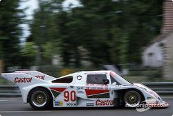 #90 Jens Winther, URD C83 BMW: Jens Winther, David Mercer, Lars Viggo-Jensen