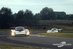 #21 Richard Cleare Racing, March 85 G Porsche: Lionel Robert, Jack Newsum, Richard Cleare