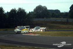 #63 Ernst Schuster, Porsche 936 CJ: Siegfried Brunn, Ernst Schuster, Rudi Seher