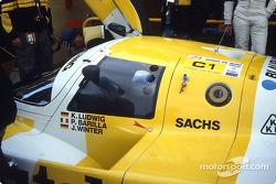 #7 Joest Racing, Porsche 956