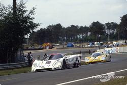 #52 Silk Cut Jaguar, Jaguar XJR6: Hans Heyer, Brian Redman, Hurley Haywood