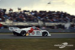 #171 Mazdaspeed, Mazda 757: Yoshimi Katayama, Takashi Yorino, Yojiro Terada