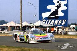 #95 Rolland Bassaler, Sauber SHS C6 BMW: Roland Bassaler, Dominique Lacaud, Yvon Tapy