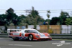#41 WM Secateva, WM P85 Peugeot: Jean-Daniel Raulet, Michel Pignard, François Migault