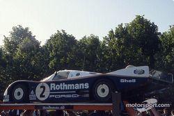 Rothmans Porsche 962C