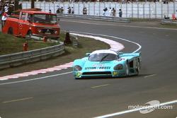 #36 Tom's, 86C Toyota: Geoff Lees, Masanori Sekiya, Satoru Nakajima