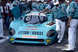 #36 Tom's, 86C Toyota