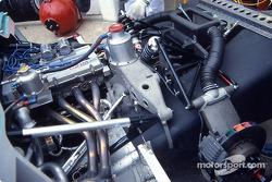 Motor: #36 Tom's, 86C Toyota