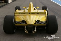 Photoshoot: the new Formula Renault 3.5 single seater