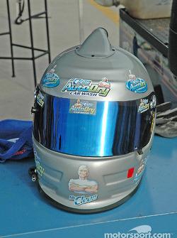 Helmet of Wally Dallenbach Jr.