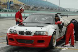 #21 Prototype Technology Group BMW M3: Bill Auberlen, Justin Marks, Joey Hand