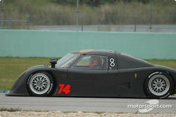 #74 Robinson Racing Lexus Riley: George Robinson, Wally Dallenbach Jr.