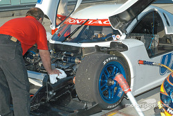 #07 Michael Baughman Racing Pontiac Crawford: Michael Baughman, Bob Ward, Stefan Johansson, Roberto