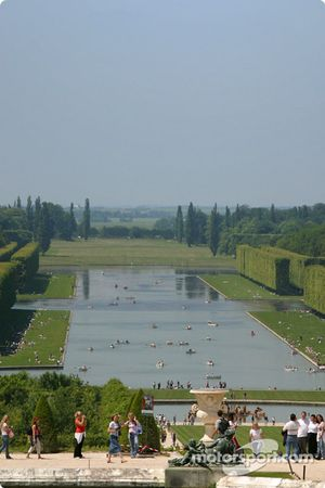 Visit of the Château de Versailles: not your usual backyard