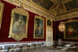 Visit of the Château de Versailles: one of the 'Grand Apartments'