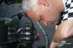 Racing for Holland crew member