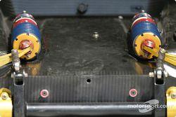 Intersport Racing Lola Judd front suspension