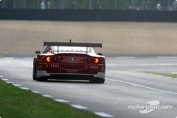 #62 Barron Connor Racing Ferrari 575 Maranello: Mike Hezemans, Jean-Denis Deletraz, Ange-Daniel Barde