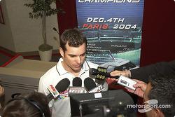 Jeff Gordon confirma su participación en la carrera de campeones 2004