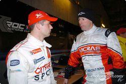 Sébastien Loeb und Colin McRae