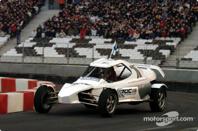 Race of Champions 2004 : Heikki Kovalainen