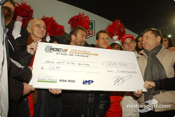 The ICM (The Institute for Brain and Spinal cord Disorders) receives 200.000 euro from the ROC, out