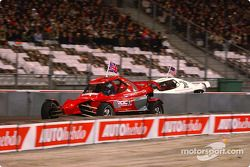 Cuartos de final: David Coulthard y Casey Mears