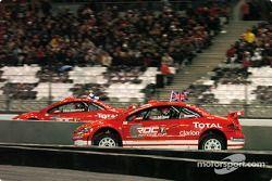 Semifinal: Colin McRae y Marcus Gronholm