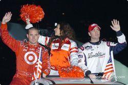 Equipo de Estados Unidos: Casey Mears y Jimmie Johnson