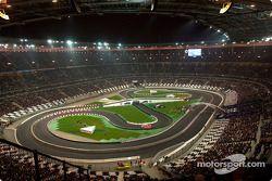 Vista general del estadio de Francia