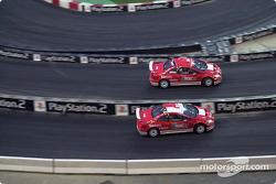 Cuartos de final: Tony Kanaan y Sébastien Loeb
