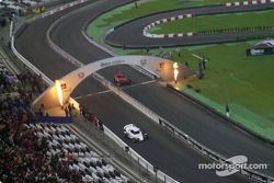 Final: Michael Schumacher vence a Sébastien Loeb