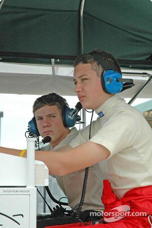 Adrian Carrio and Brad Coleman