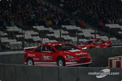 Semifinal: Marcus Gronholm y Mattias Ekström