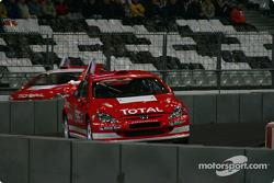 Cuartos de final: Sébastien Loeb y Stephane Sarrazin
