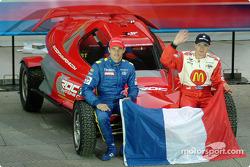 Equipo de Francia, Playstation: Stephane Sarrazin y Sébastien Bourdais