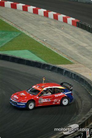 Semifinal: Armin Schwarz