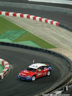 Semifinal: Sébastien Loeb