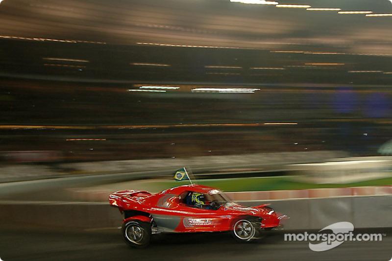 Semifinal: Felipe Massa