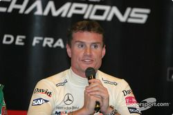 Conférence de presse : David Coulthard