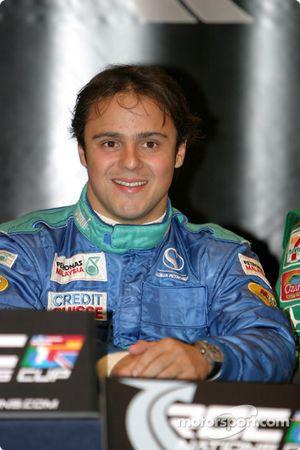 Conferencia de prensa: Felipe Massa
