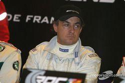 Conferencia de prensa: Jean Alesi