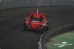 Semifinal: Heikki Kovalainen