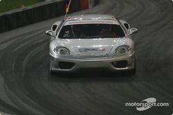 Semifinal: Michael Schumacher