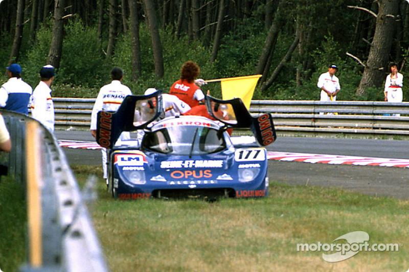 #177 Automobiles Louis Descartes ALD C289 Ford: Alain Serpaggi, Yves Hervalet, Louis Descartes